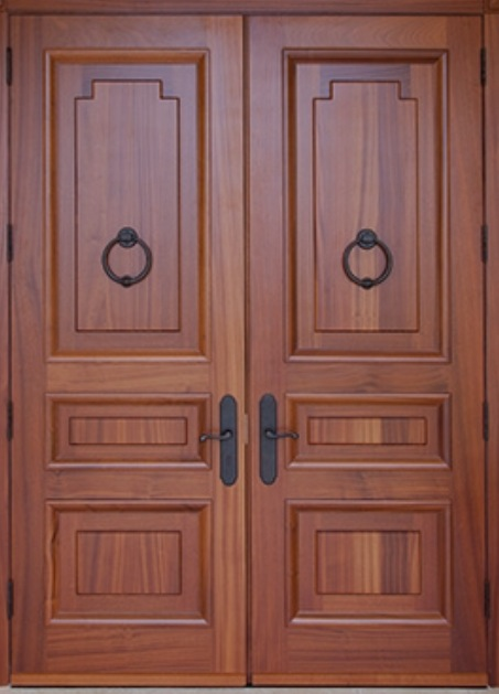 exterior wood doors scottsdale custom building materials